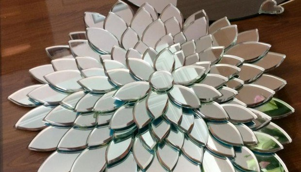 Art glass production