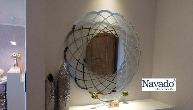 Gương trang trí nghệ thuật Hà Nội