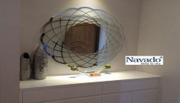 Gương nghệ thuật Navado đột phá trong từng phong cách