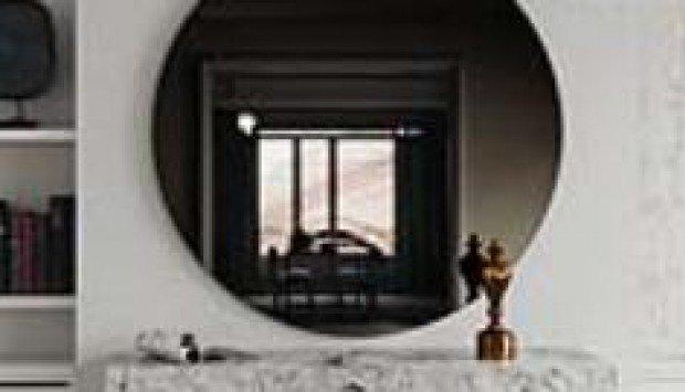 Gương màu đen, gương màu đồng-Xu hướng Gương trang trí mới