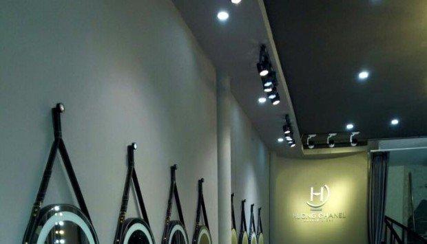 Phong cách Trang trí nhà với gương treo