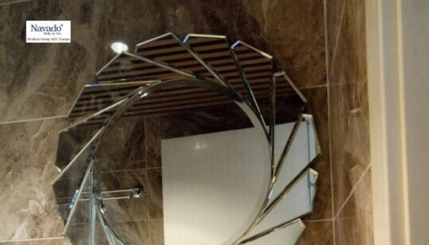 Đặt gương phòng tắm navado đẹp phù hợp cho căn phòng