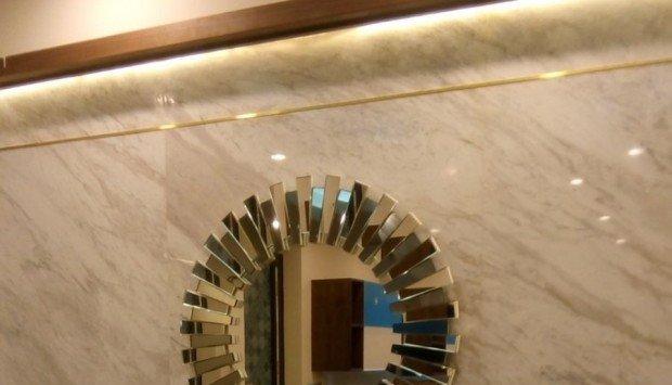 Gương nội thất thiết kế cho mọi công trình
