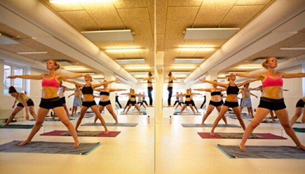 Lợi ích của Hot Yoga