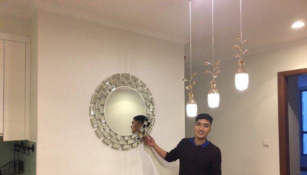 Gương trang trí tường navado tô điểm cho mọi ngôi nhà