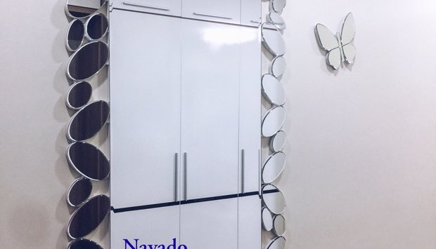 Gương soi toàn thân đẹp cho phòng thay đồ