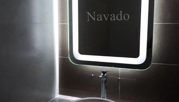 Tiêu chuẩn chọn gương phòng tắm đẹp và độc đáo