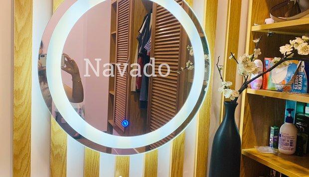 Gương trang điểm phòng ngủ cao cấp châu âu