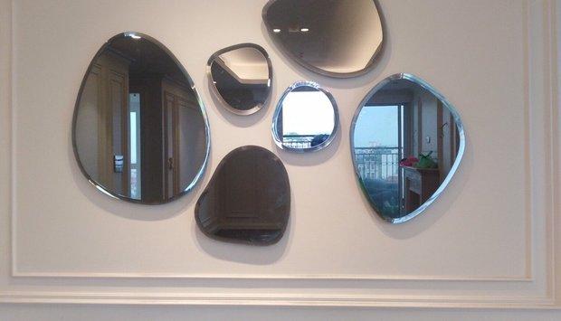 Gương đẹp trang trí nội thất