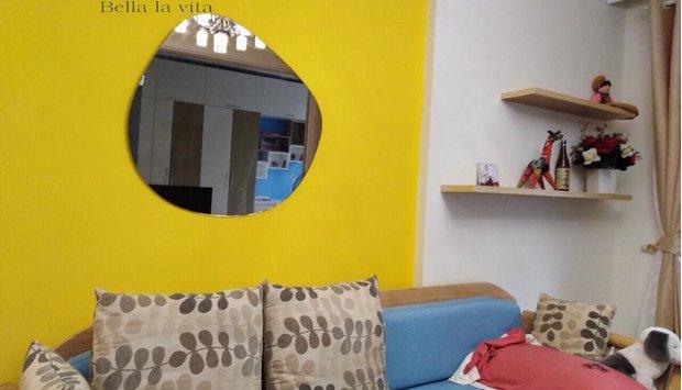 Trang trí ngôi nhà của bạn với gương màu Navado
