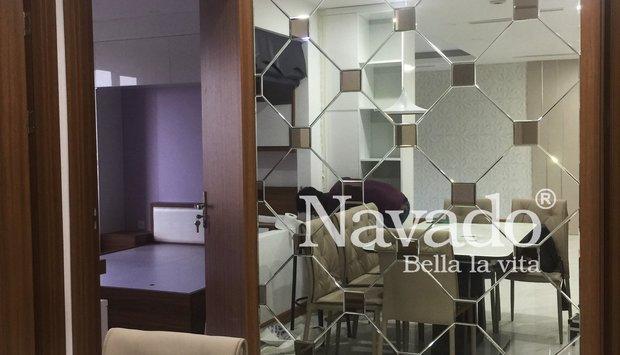 Gương Bỉ Navado–Vật dụng Trang trí phòng ngủ một cách tuyệt vời