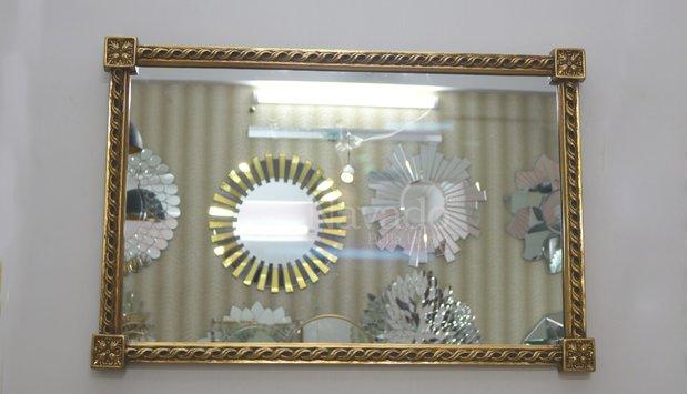 Mẹo gương treo tường trang trí không gian nhà rất đơn giản