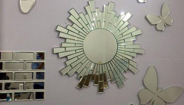Kiến trúc khung gương trang trí