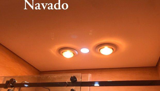 5 lý do nhiều người chọn đèn sưởi âm trần cho nhà tắm