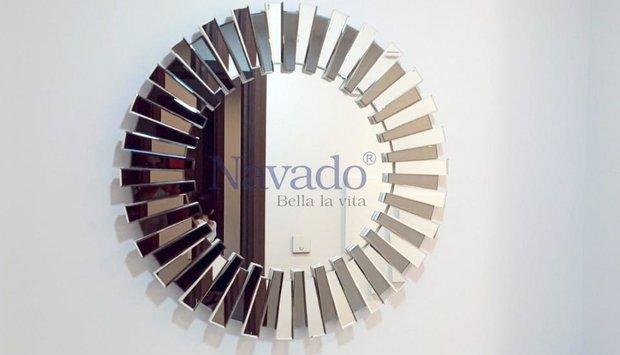 Sản xuất gương nghệ thuật Navado