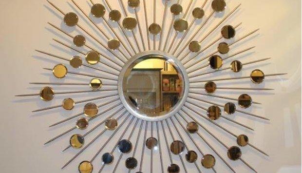 5 mẫu gương trang trí phòng khách cao cấp cho không gian nội thất tân cổ điển