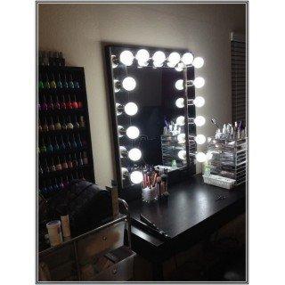 Gương makeup trang điểm nghệ thuật