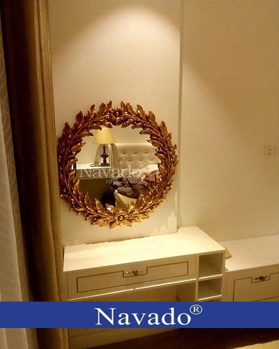 Gương bàn trang điểm nghệ thuật Eros