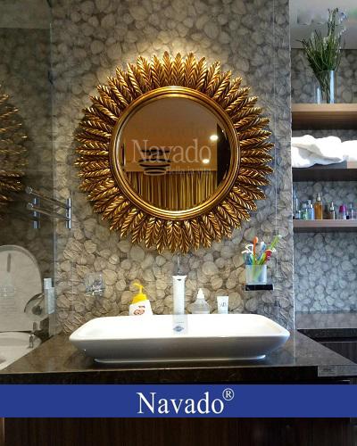 Gương phòng tắm tân cổ điển Gaea