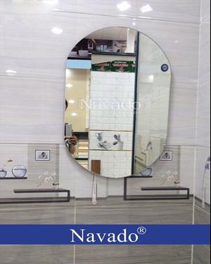 Gương Bỉ treo phòng tắm 104C