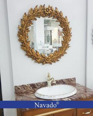 Gương phòng tắm tân cổ điển Eros