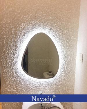 Gương treo phòng tắm Pietra