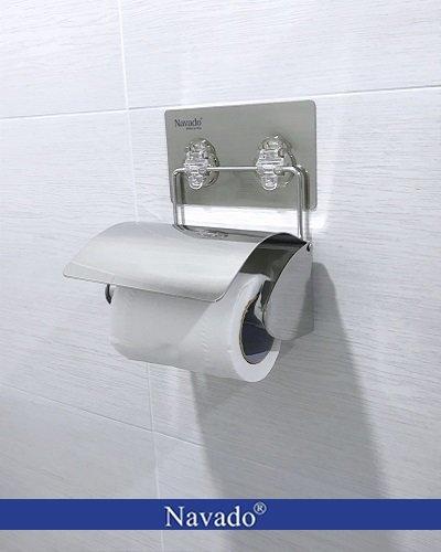 Kệ lô giấy vệ sinh phòng tắm GS-6002