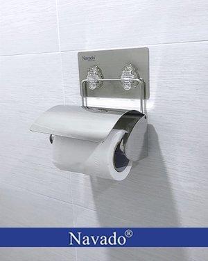 Kệ lô giấy vệ sinh phòng tắm GS - 6002