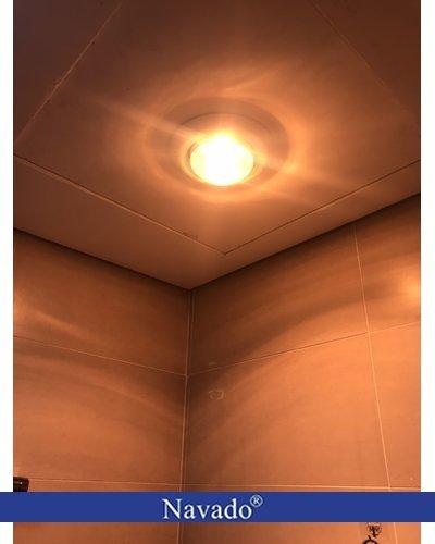 Đèn sưởi 1 bóng nhà tắm cao cấp