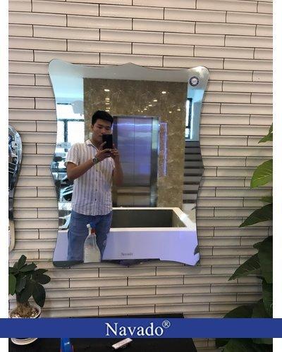 Gương treo phòng tắm 105C