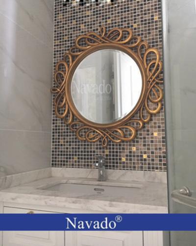 Gương nghệ thuật phòng tắm Hermes