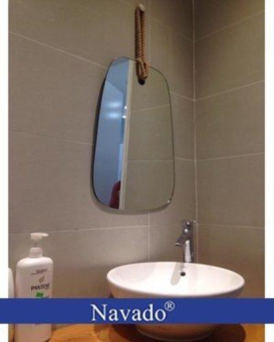 Gương phòng tắm Apple