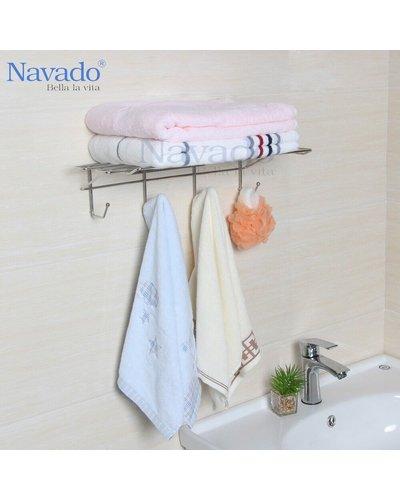 Kệ vắt khăn giàn inox Navado GS-6001