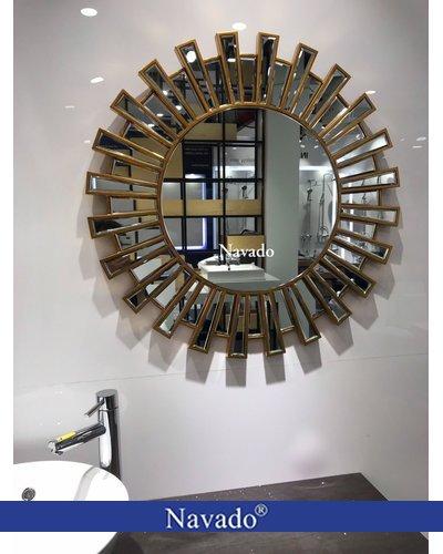 Gương decor treo tường đọc đáo Athena