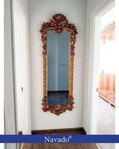 Gương soi toàn thân thân cổ điển Hera luxury