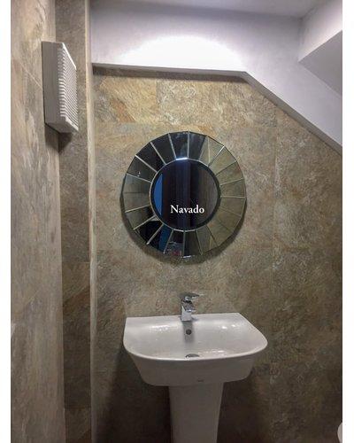 Gương phòng tắm nghệ thuật Navado UFO