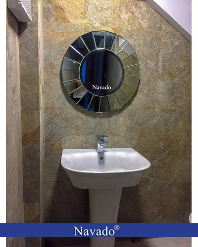 Gương phòng tắm UFO D60cm