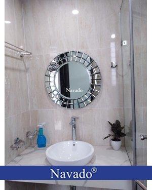Gương phòng tắm The Sun D60cm
