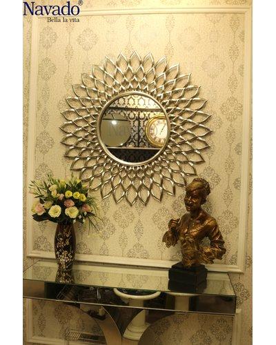 Gương trang trí phòng khách Electra