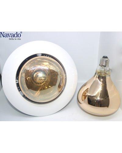 Đèn sưởi âm trần 1 bóng Navado