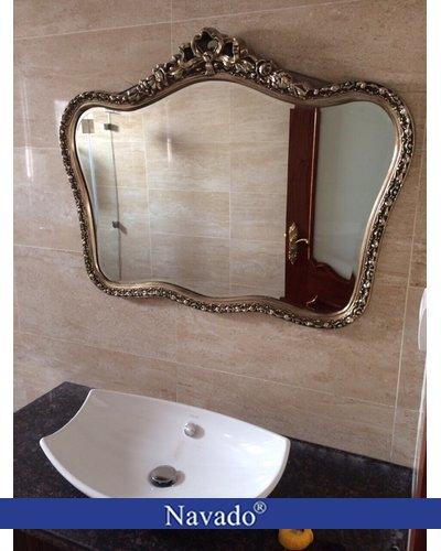 Gương phòng tắm tân cổ điển Cupid