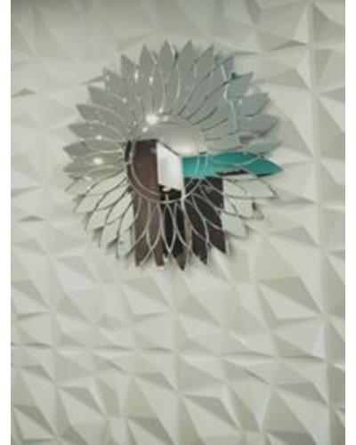 Gương khung tân cổ điển cao cấp phòng tắm Cupid