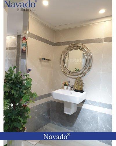 Gương phòng tắm tân cổ điển julia