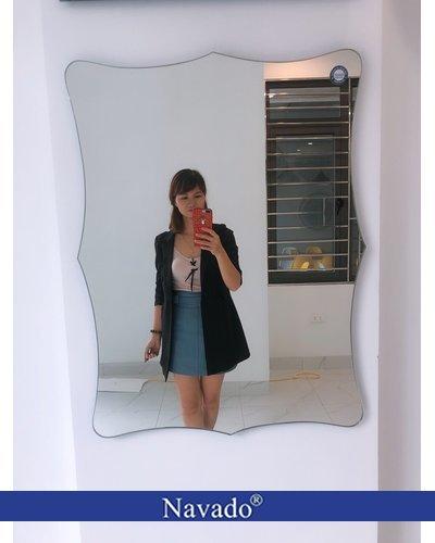 Gương trang trí sảnh Nav105C