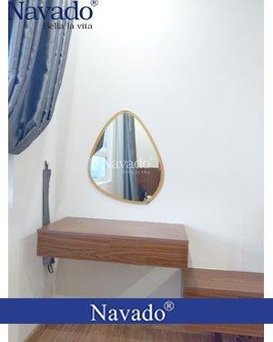 Gương treo tường trang điểm phòng ngủ Hà Nam