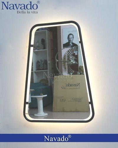 Gương phòng tắm đèn led Giza cao cấp