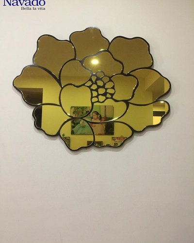 Gương bỉ Navado nghệ thuật Rose Viet Nam