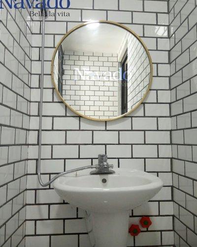 Gương bỉ tròn oras