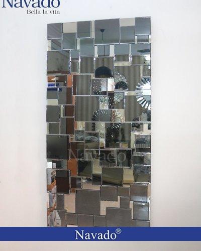 Gương trang trí phòng khách Tiamo