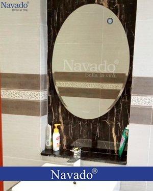 Gương treo phòng tắm cao cấp 105B